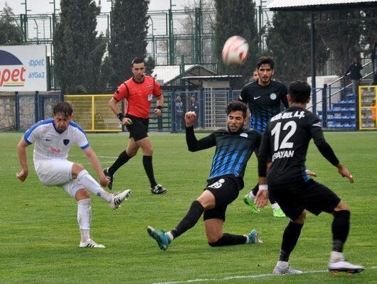 Karacabey Birlikspor - Karaköprü Belediyespor: 1-1